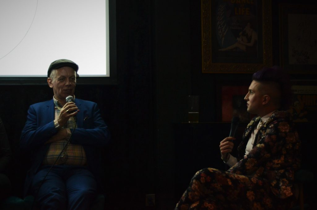 Panel: 'The Future of the Avant-Garde' Richard Barbrook and Bradley Tuck