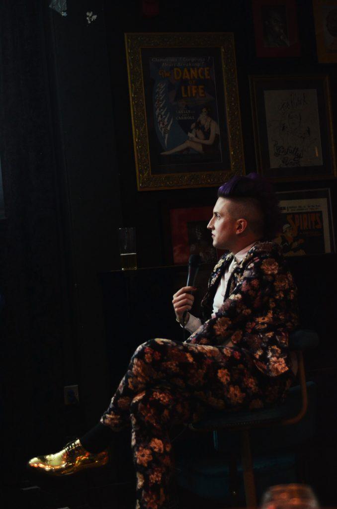 Panel: 'The Future of the Avant-Garde' Bradley Tuck