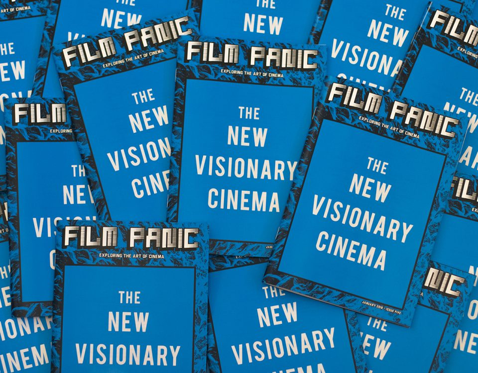 Film Panic Issue 5 The New Visionary Cinema